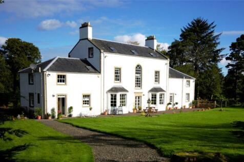 Hartwood House, West Calder, West Lothian, EH55. 6 bedroom detached house for sale