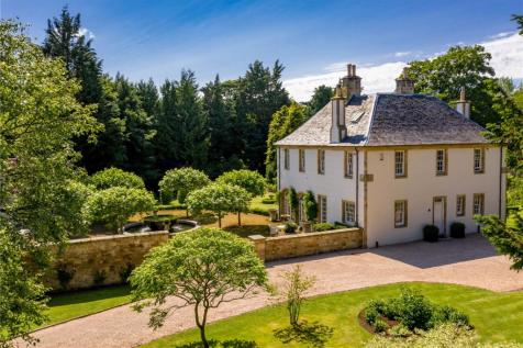 Old Pencaitland House, Pencaitland, East Lothian, EH34. 3 bedroom detached house for sale