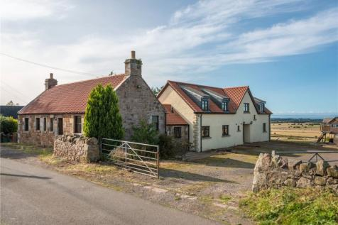 Camptoun Holdings, North Berwick, East Lothian, EH39. 8 bedroom equestrian facility for sale