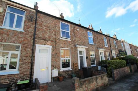 Brownlow Street, York. 2 bedroom terraced house
