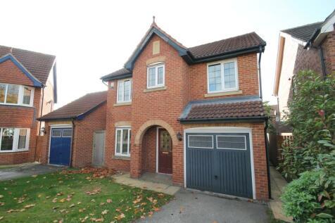 Redgrave Close, York, YO31 8SX. 4 bedroom detached house
