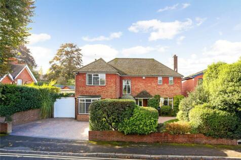 Pit Farm Road, Guildford, Surrey, GU1. 4 bedroom detached house for sale