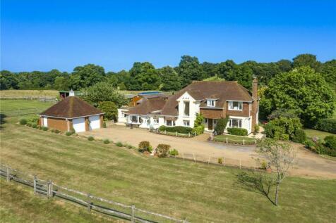 Knowle Lane, Cranleigh, Surrey, GU6. 5 bedroom equestrian facility