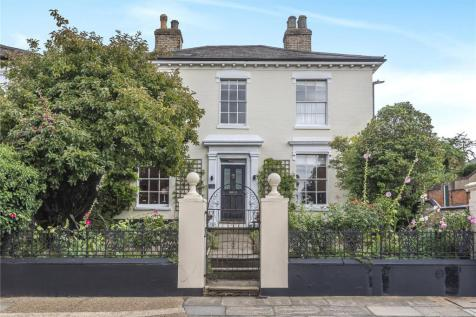 Anglesea Road, Ipswich, IP1. 4 bedroom detached house for sale