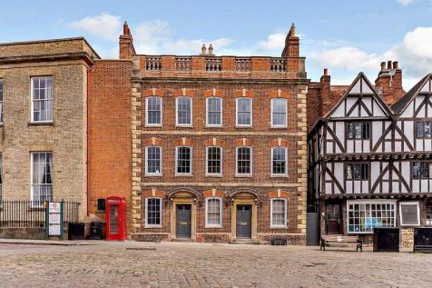 Castle Hill, Lincoln, LN1. 2 bedroom terraced house for sale