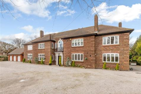 Measham Road, Ashby-de-la-Zouch, Leicestershire, LE65. 5 bedroom detached house