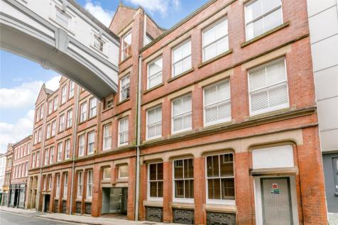 Drapers Bridge, 17-21 Hounds Gate, Nottingham, NG1. 2 bedroom apartment for sale