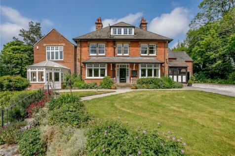 Parwich, Ashbourne, Derbyshire, DE6. 7 bedroom detached house for sale