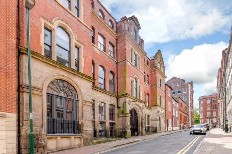 Stone Yard, 12 Plumptre Street, Nottingham, NG1. 2 bedroom penthouse for sale