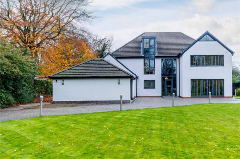 Valley Road, West Bridgford, Nottingham, NG2. 5 bedroom detached house for sale