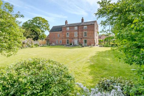 Hose Lane, Long Clawson, Melton Mowbray, Leicestershire, LE14. 6 bedroom detached house for sale