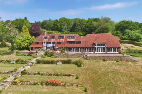 Crockham Hill, Edenbridge, Kent, TN8. 8 bedroom detached house for sale