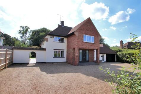 Garth Road, Sevenoaks, Kent, TN13. 5 bedroom detached house