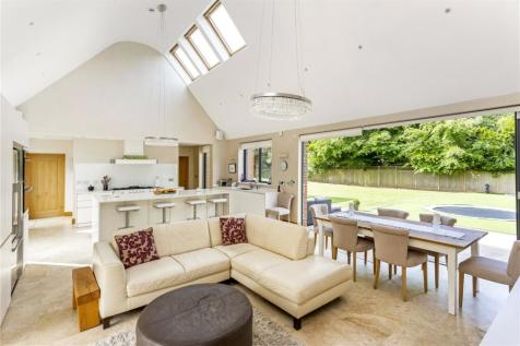 Buckston Browne Gardens, Downe, Orpington, Kent, BR6. 5 bedroom detached house