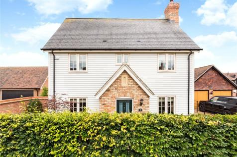 Franklin Kidd Lane, Ditton, Aylesford, Kent, ME20. 4 bedroom detached house