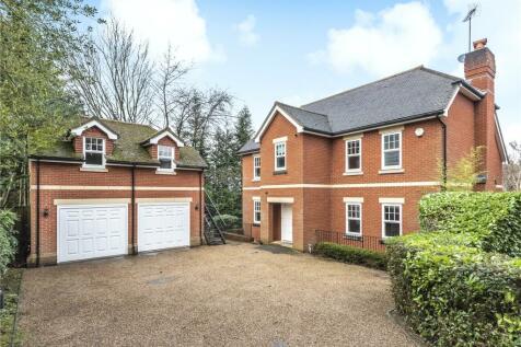 Farnaby Drive, Sevenoaks, Kent, TN13. 5 bedroom detached house