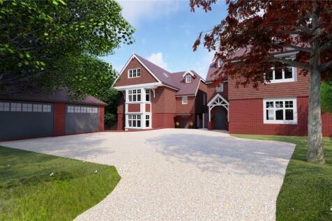 Oakhill Road, Sevenoaks, Kent, TN13. 4 bedroom detached house