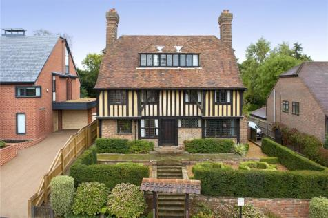 The Drive, Sevenoaks, Kent, TN13. 6 bedroom detached house for sale