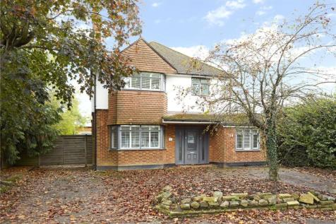 Leigh Road, Hildenborough, Tonbridge, Kent, TN11. 5 bedroom detached house for sale