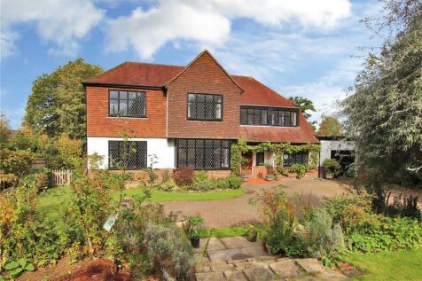 Westerham Road, Sevenoaks, Kent, TN13. 5 bedroom detached house for sale