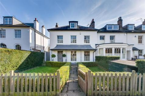 Heathfield Gardens, Wandsworth, London, SW18. 5 bedroom semi-detached house for sale