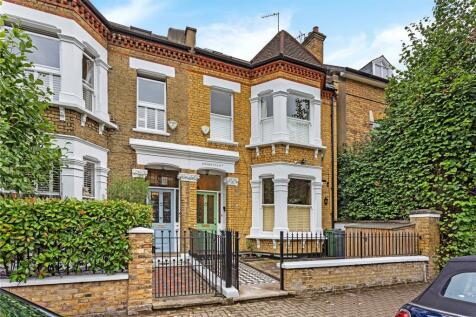 Brodrick Road, Wandsworth Common, Wandsworth, London, SW17. 5 bedroom terraced house
