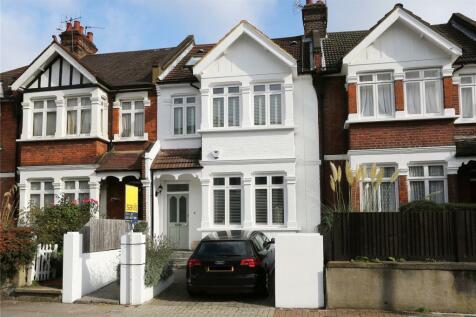 Geraldine Road, Wandsworth, London, SW18. 5 bedroom terraced house for sale