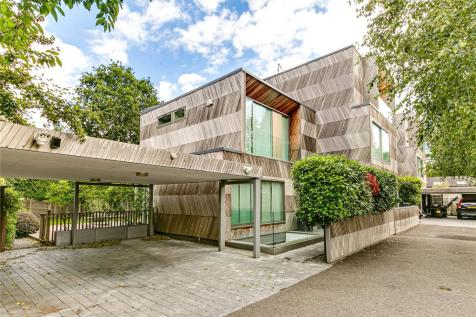 Lyford Road, Wandsworth, London, SW18. 6 bedroom detached house
