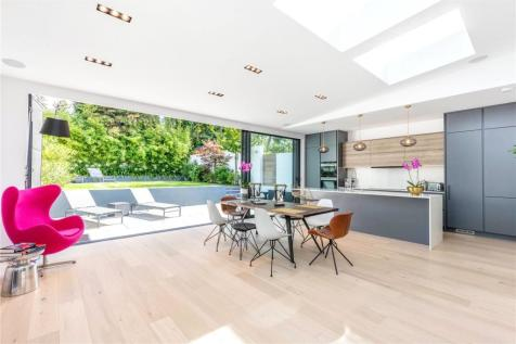 Tilehurst Road, Wandsworth, London, SW18. 4 bedroom semi-detached house