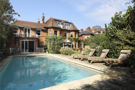 Routh Road, London, SW18. 10 bedroom detached house