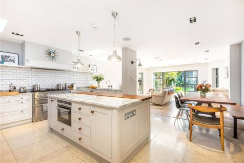 Hendham Road, London, SW17. 5 bedroom semi-detached house for sale