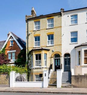 St. Ann's Crescent, Wandsworth, London, SW18. 5 bedroom semi-detached house for sale