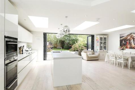 Magdalen Road, London, SW18. 5 bedroom terraced house for sale