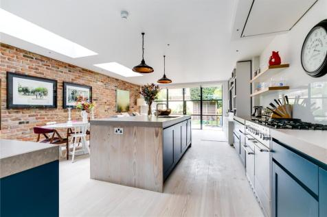 Dempster Road, Wandsworth, London, SW18. 4 bedroom semi-detached house for sale