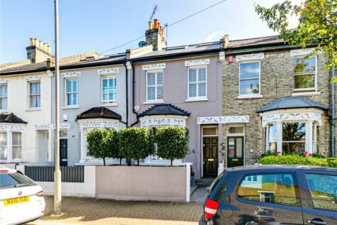 Fullerton Road, London, SW18. 4 bedroom terraced house for sale