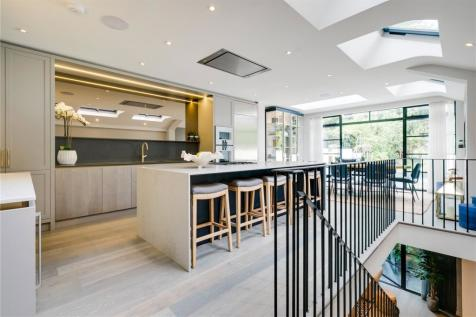 Melody Road, Wandsworth, London, SW18. 6 bedroom terraced house for sale