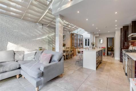 Dempster Road, London, SW18. 4 bedroom terraced house for sale
