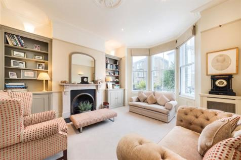 Brodrick Road, London, SW17. 5 bedroom semi-detached house for sale