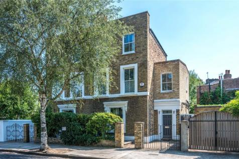 Culford Grove, London, N1. 4 bedroom terraced house