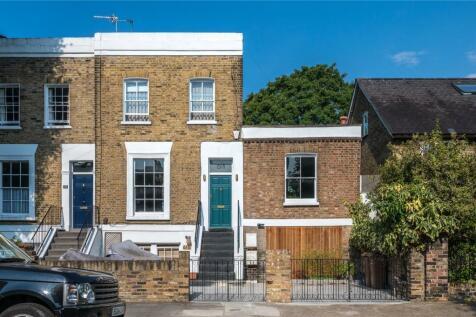 Ufton Road, De Beauvoir, London, N1. 3 bedroom duplex