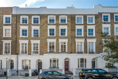 Almeida Street, Islington, London, N1. 5 bedroom terraced house