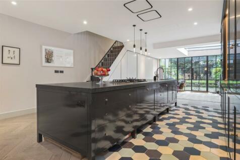 Aberdeen Road, Highbury, London, N5. 5 bedroom terraced house for sale