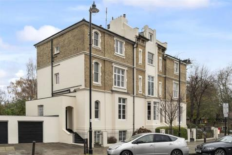 Canonbury Place, London, N1. 5 bedroom end of terrace house for sale