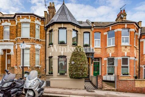 Duckett Road, Harringay Ladder, London, N4. 5 bedroom terraced house for sale
