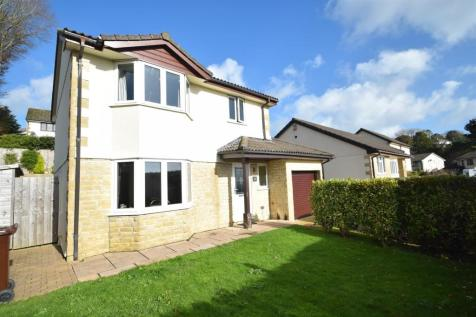 Old Well Gardens, Penryn. 3 bedroom detached house for sale