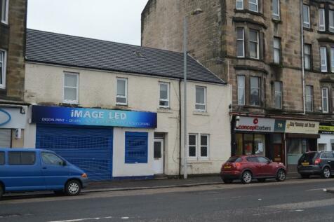 Glasgow Road, Paisley, Paisley, Renfrewshire, PA1 3PN. 3 bedroom maisonette