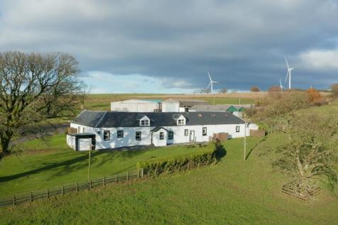 Waterside, East Ayrshire, Ayrshire, KA3 6JJ. 6 bedroom farm house for sale