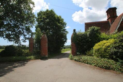 Ingleden Park, Tenterden. Land for sale