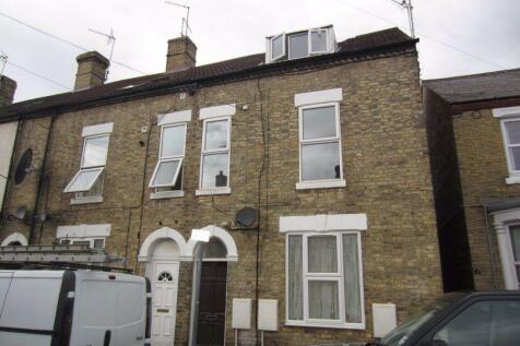 St Marks Street, Peterborough. 2 bedroom flat