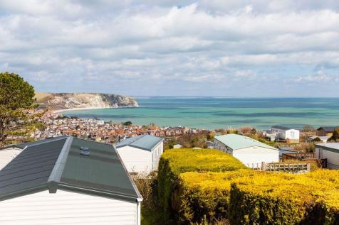 Swanage Bay View Holiday Park. Caravan for sale